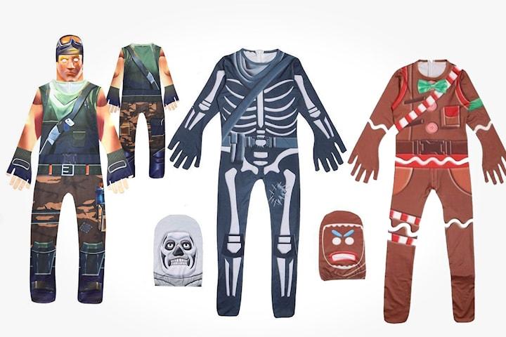 Halloween-kostym barn