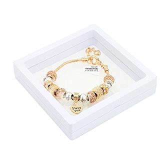 Gull, Bracelets Made With Swarovski Elements, Kjærlighetsarmbånd med Swarovski-krystaller, ,