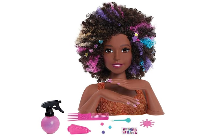 Barbie - Stylinghuvud, Afro