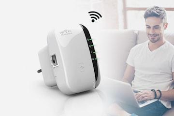 Wi-Fi forsterker 300 Mbps