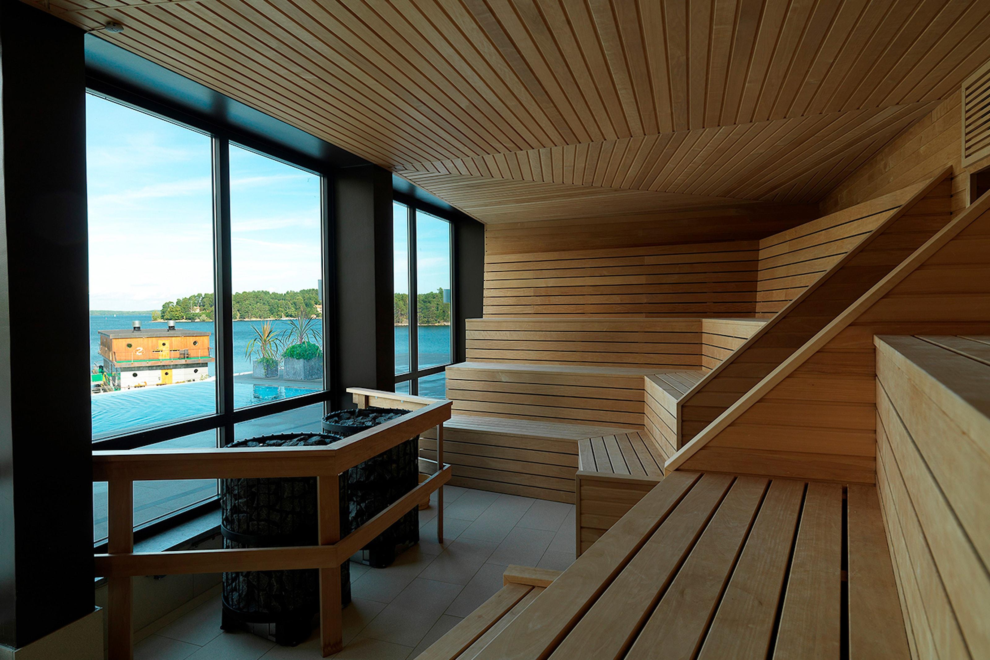 1 natt för 2 personer på Skepparholmen Nacka
