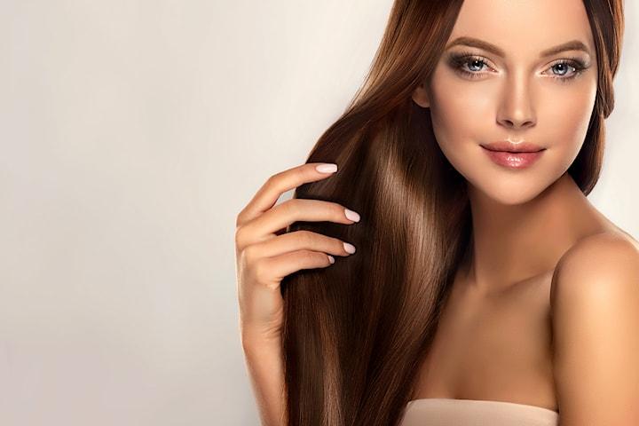 Få glansfult hår med BIO-keratinbehandling hos Prive Hair & Beauty på Bislett