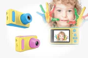 HD-kamera för barn