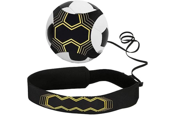 Elastisk treningsrem for fotball