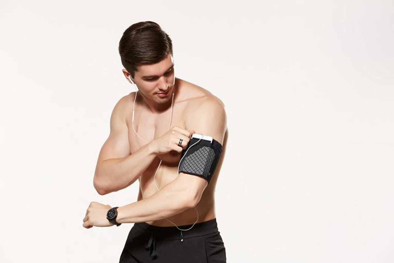 Sportarmband till mobilen