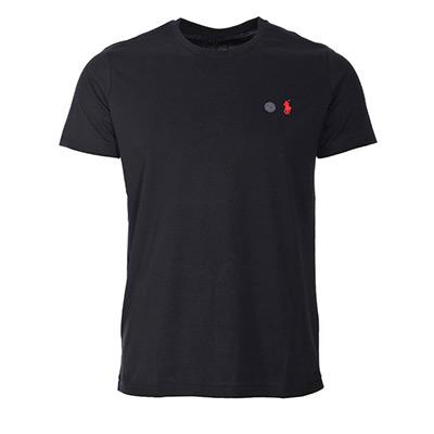 Svart, L, Ralph Lauren, T-shirt, Custom fit, T-skjorte fra Ralph Lauren, ,  (1 av 1)