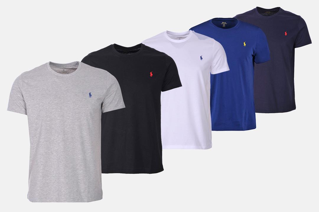 Polo Ralph Lauren custom fit t-shirt (1 av 2)