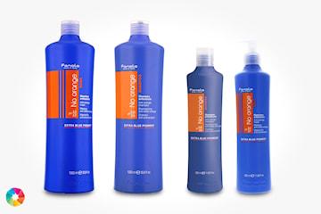 Fanola No Orange Shampoo och/eller Mask 350 eller 1000 ml