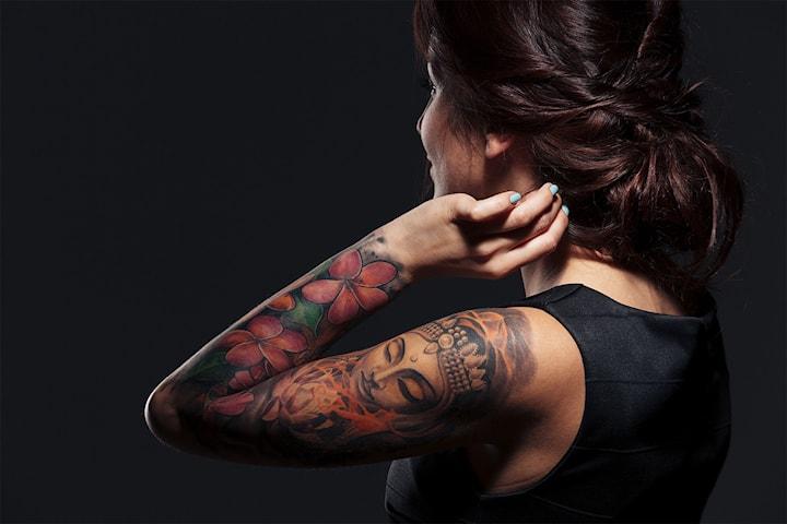 Presentkort på tatuering hos Art's Ink Stockholm