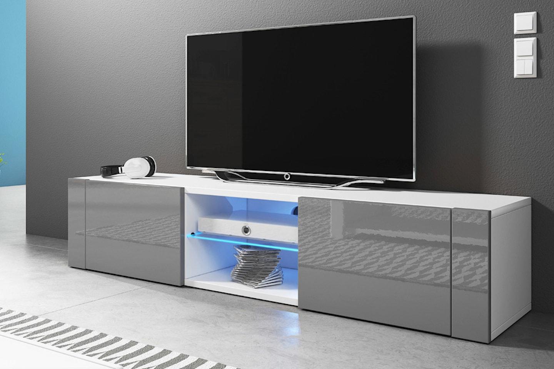 TV-bänk i stilren design