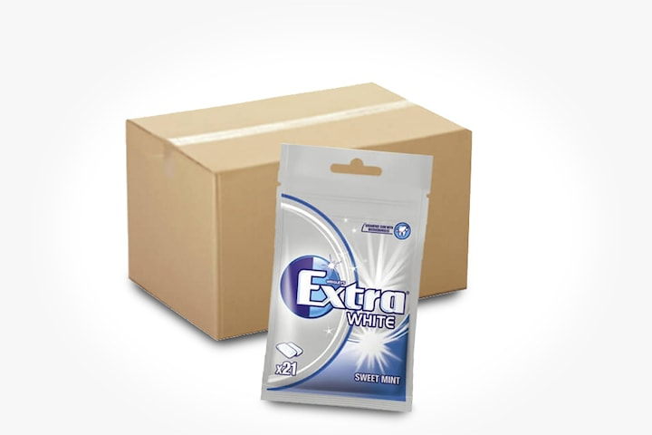 Extra White Sweet Mint 30-pack