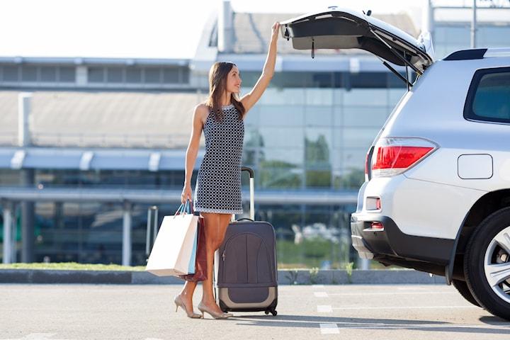 Semesterparkering inkl. lyxtvätt eller mini-rekond  på Landvetter airport