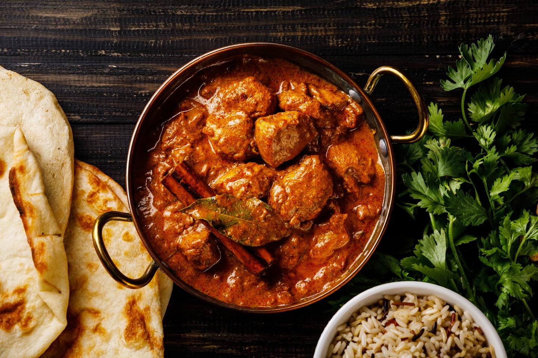 Komplett indisk lunch hos Cumin Club (1 av 1)