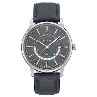 GT026001, GT026001, Modell: Herr, Urtavla: 42,5 mm, Armband: Läder, Urverk: VD33, 5 ATM,