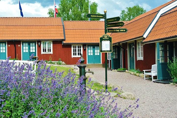 Hyra av stuga på Oxgården i Vimmerby, 1 eller 2 nätter