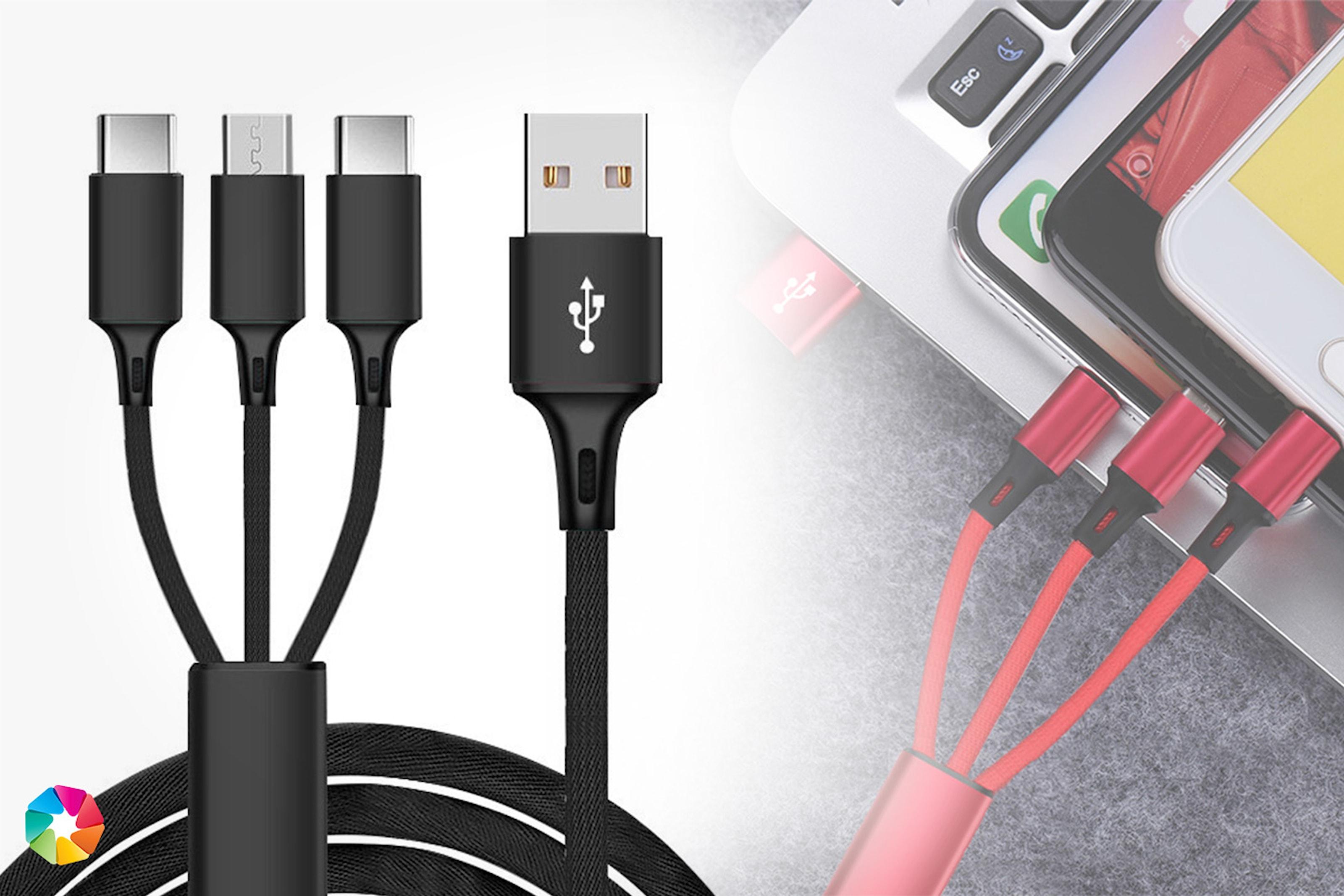 USB-laddningskabel