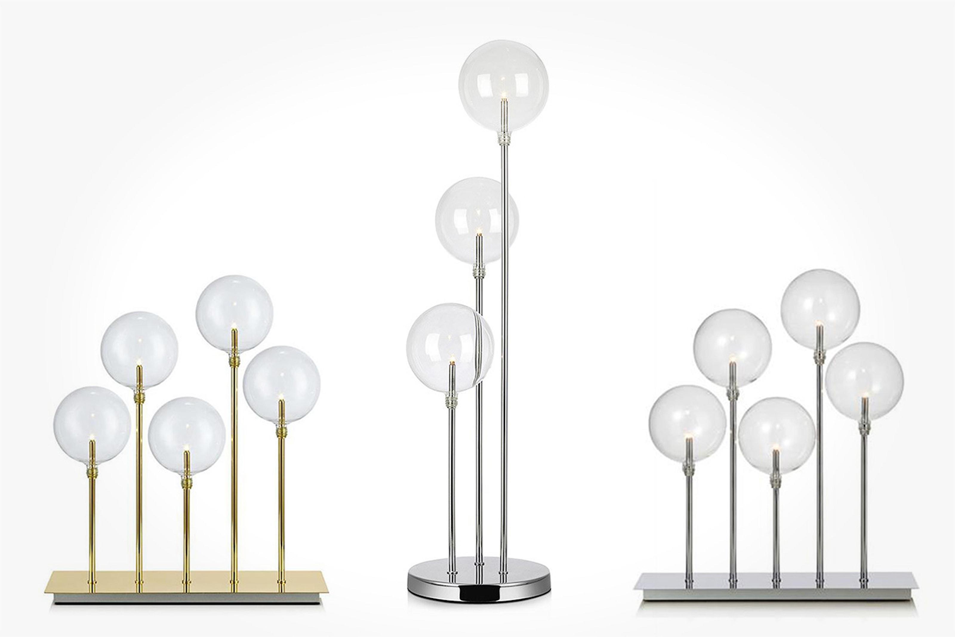 Moderna lampor från Markslöjd
