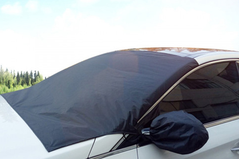 Magnetisk vindusdeksel til bil