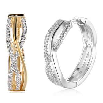 Guld, Silver, 2-pcs, 2-pack, ,