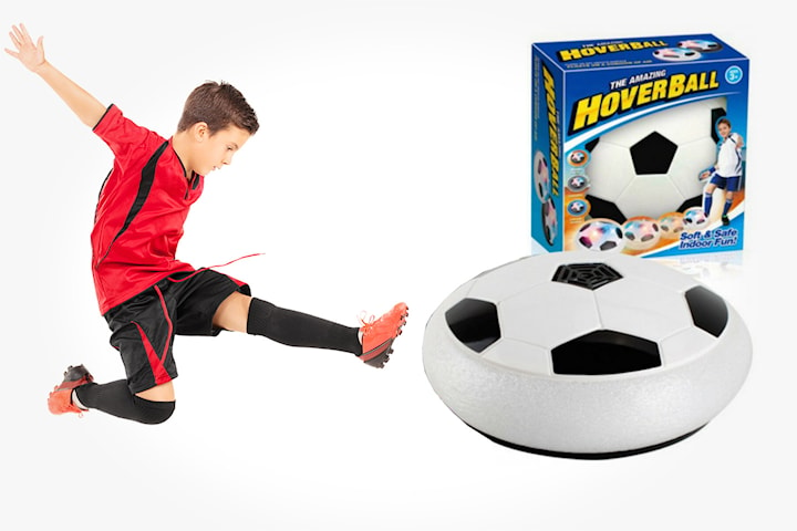 Hoverball fotball for innendørs bruk