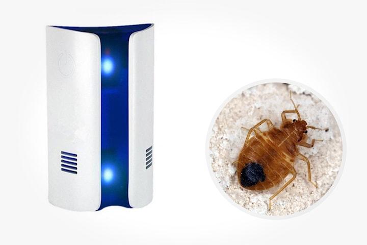 Ultraljudskrämma för skadedjur