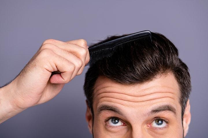 Hårfiller mot håravfall