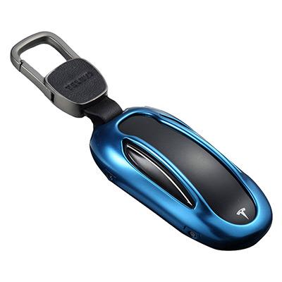 Blå, Model X Key Fob, Model X Key Fob, ,  (1 av 1)