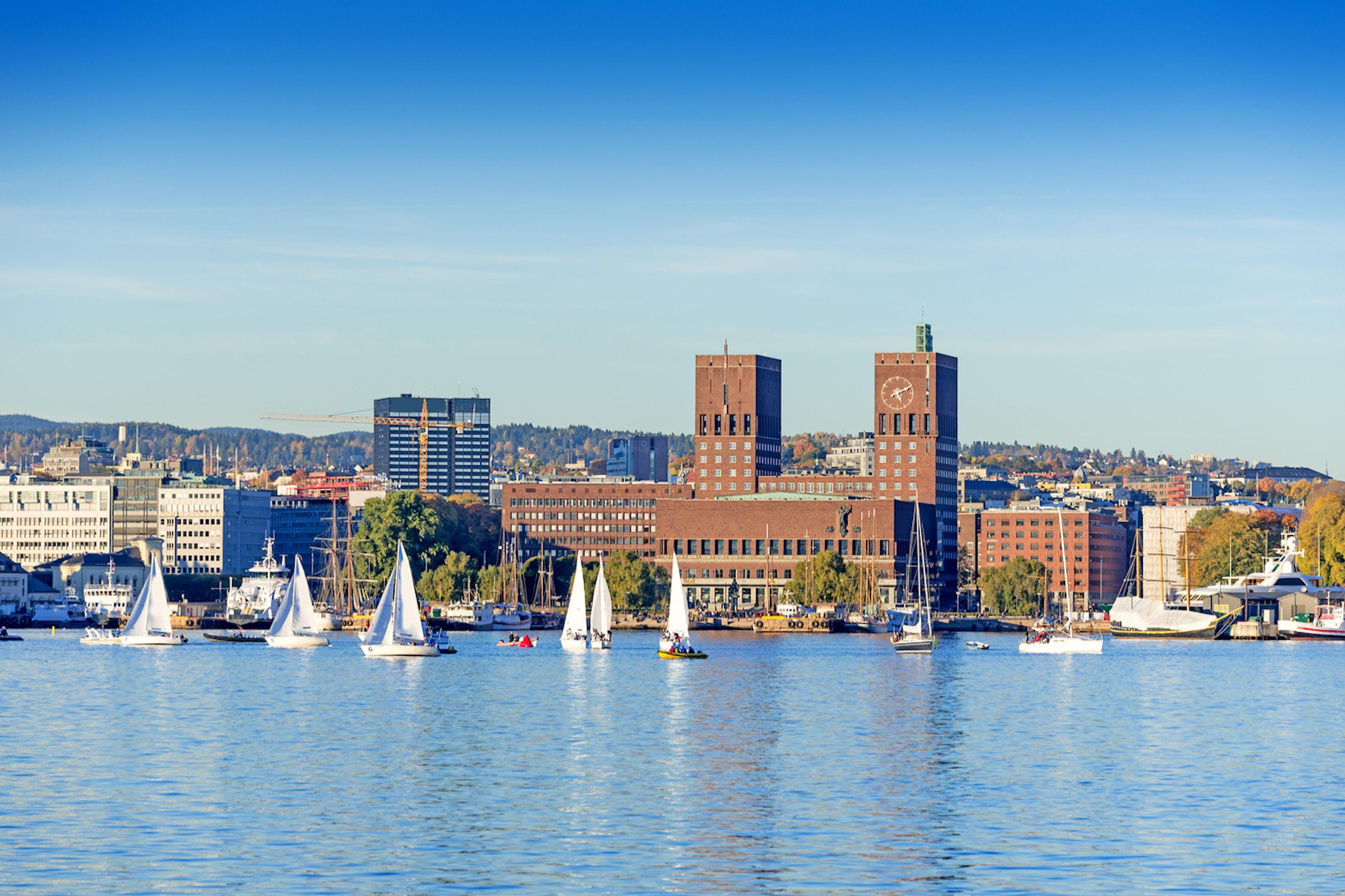 Oslo getaway för 1-4 personer