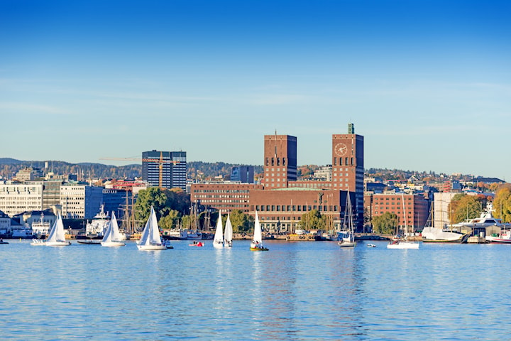 Oslo getaway en natt för 1-4 personer