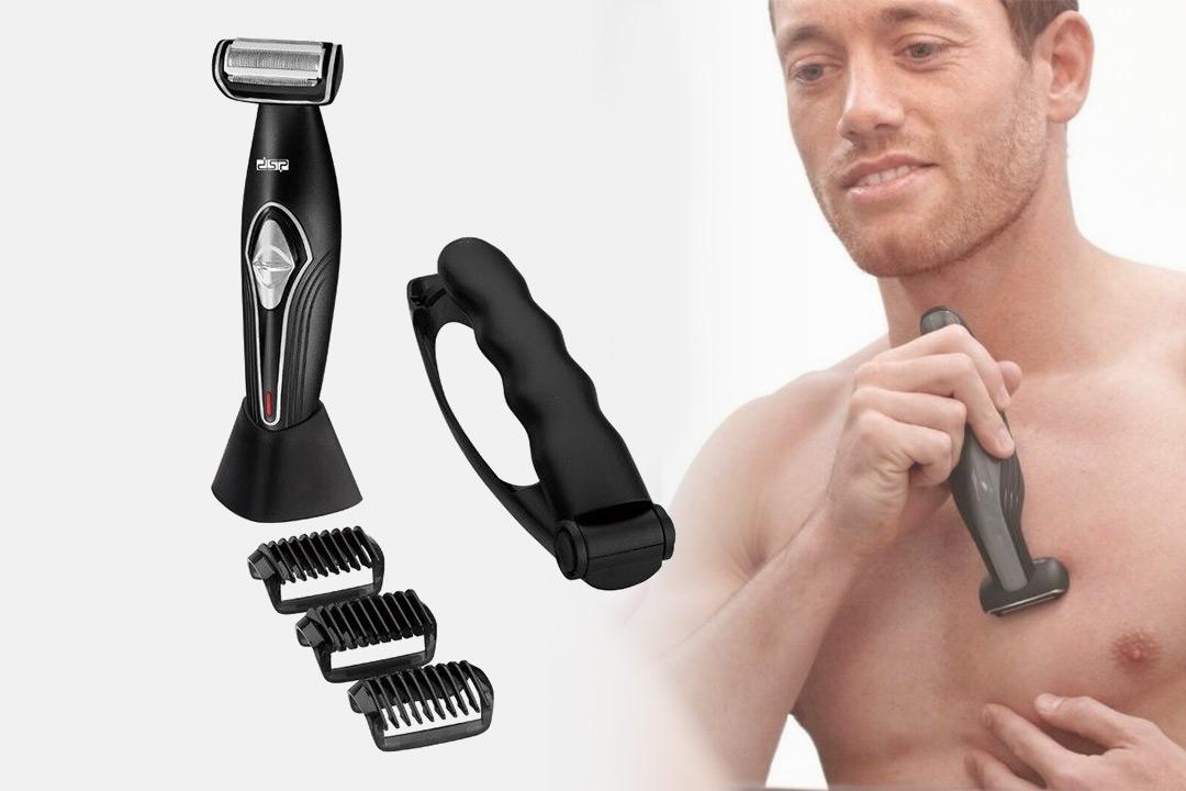 Elektrisk barbermaskin (1 av 7)