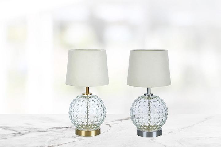 Markslöjd Bubbles bordslampa