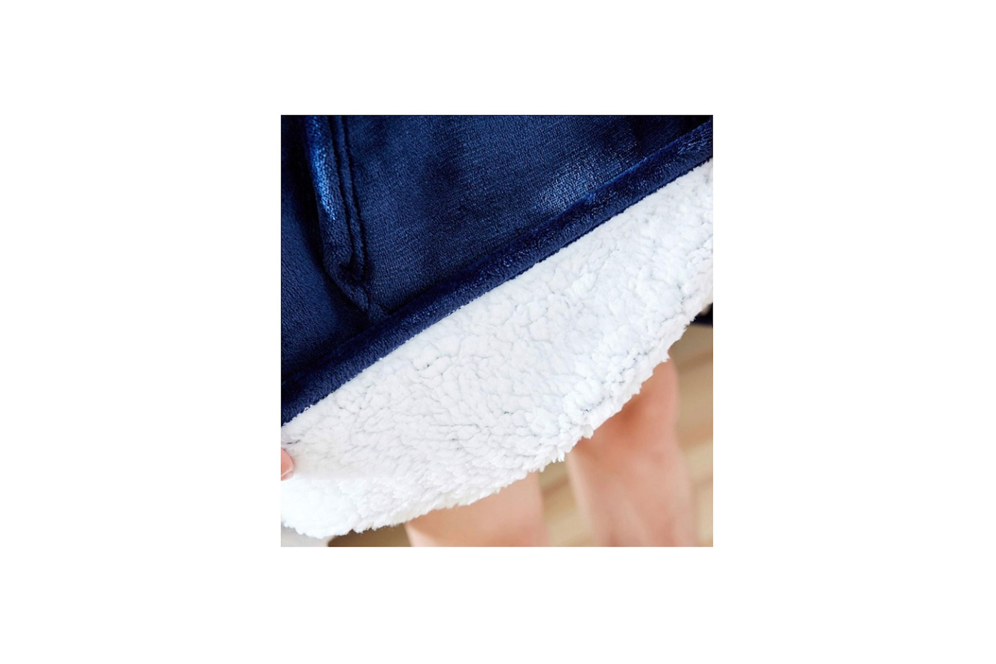 Varm och snygg oversize-tröja