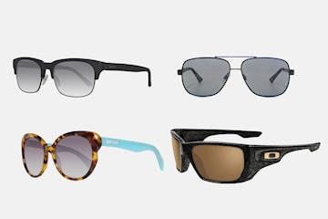 Solglasögon från välkända varumärken