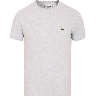 Grå, XXL, Lacoste t-shirt, Lacoste t-shirt herr, ,