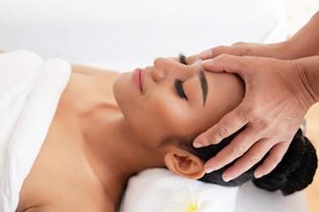 Lyxmassage för kropp och ansikte, 60 min
