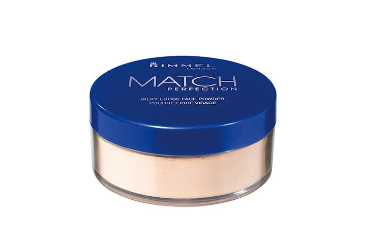 Rimmel Match Perfection Silky Loose Powder 001 Transparent