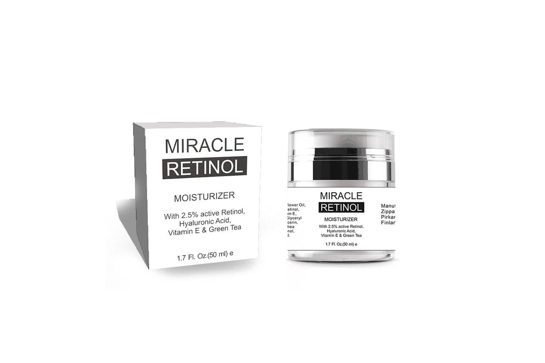 Miracle Retinol Anti Aging-kräm
