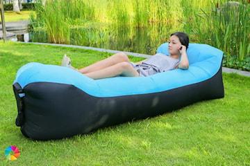 Uppblåsbar soffa
