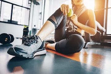 Personlig träning och kostrådgivning online