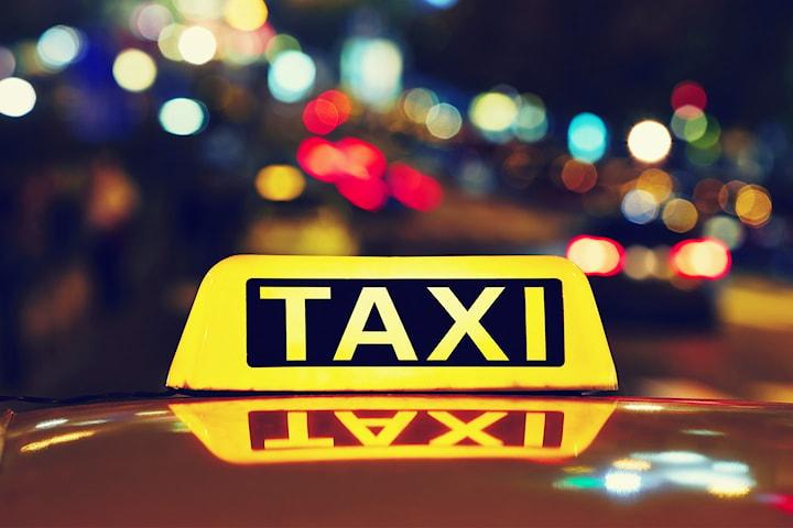Utbilda dig till taxiförare