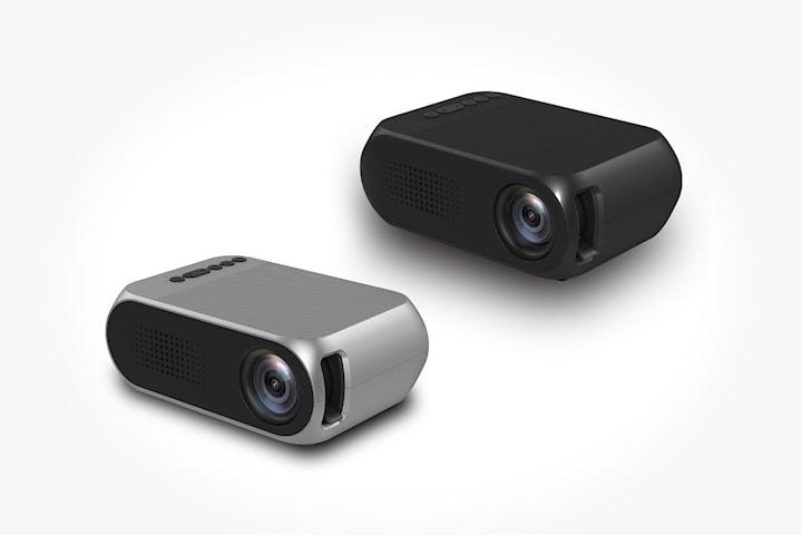 Mini-projektor HD 1080P