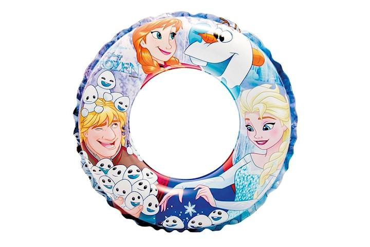 Frozen 2, Badering