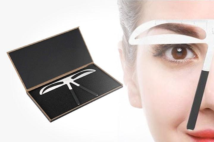 Mall för ögonbryn
