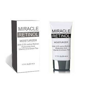 2 tubes Miracle Retinol Cream, 2-pack Miracle Retinol Anti aging-kräm, tub, ,