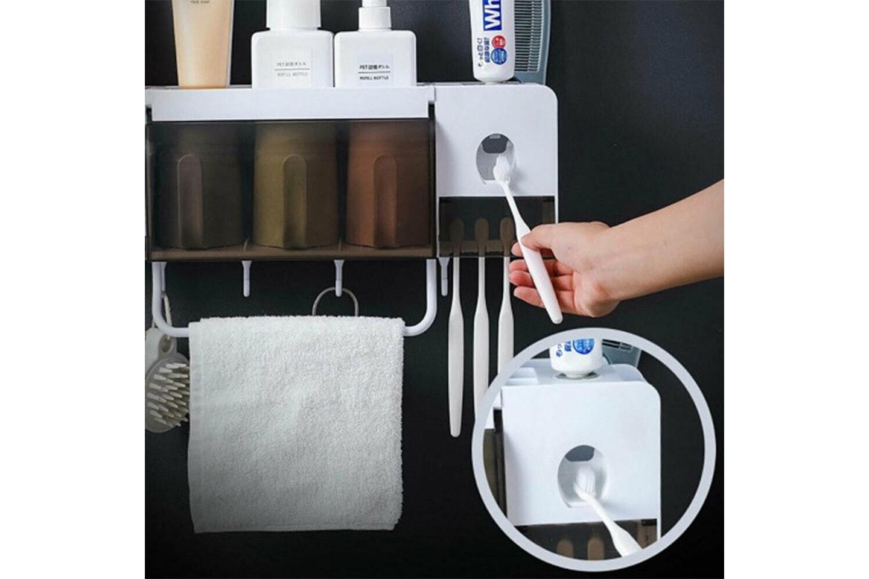 Tandborsthållare i ny design
