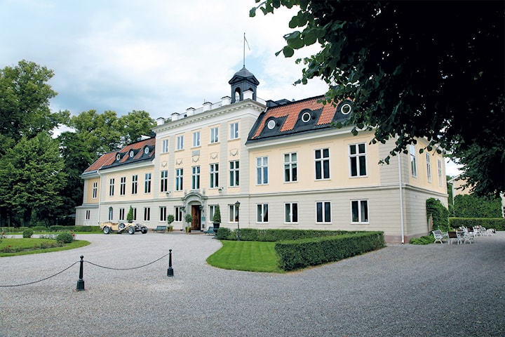 Weekend på Södertuna Slott för 2 personer