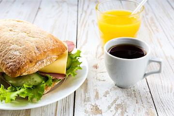 Frukostpaket på Joy's