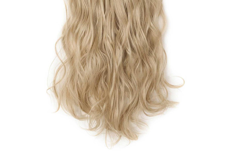 Extensions för lockigt hår