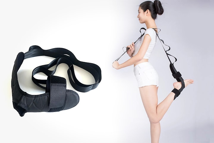 Yoga stretchbånd