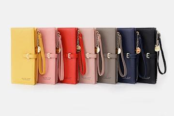 Stor plånbok